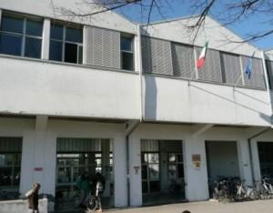 ingresso liceo-sede di Cesena